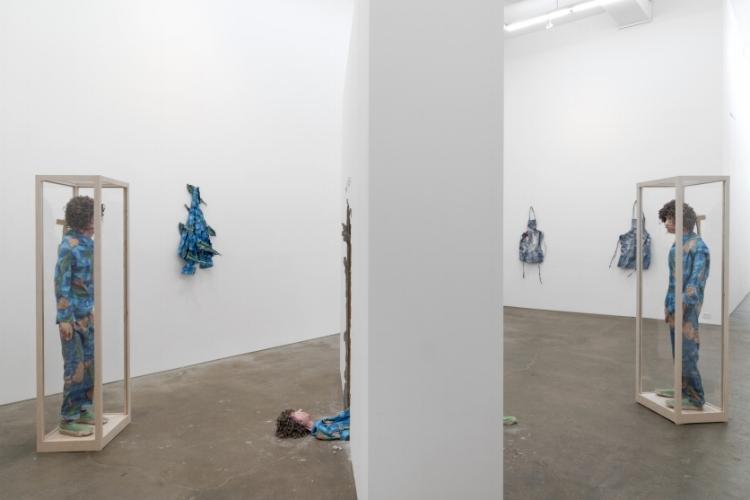 Derek Eller Gallery                         David Kennedy Cutler - 1:1                          May 25 – June 25, 2017                              New York, USA