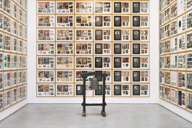 Dia Art Foundation                Hanne Darboven: Kulturgeschichte 1880–1983                      November 5, 2016 – July 29, 2017                              New York, USA