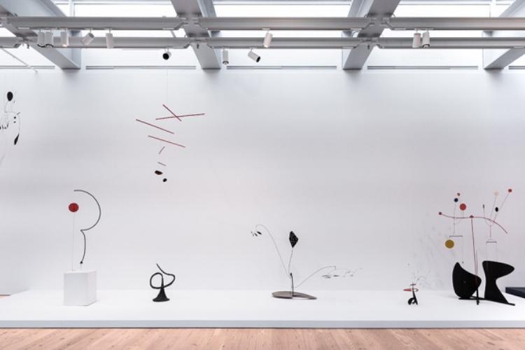 Whitney Museum of American Art                           Calder: Hypermobility                         June 9 – October 23,2017                              New York, USA