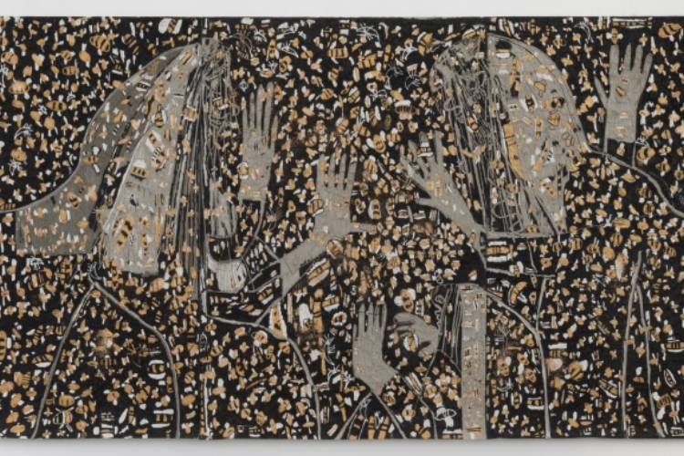 Andrew Edlin Gallery             Jillian Mayer, Dasha Shishkin, and Summer Wheat                        June 21 - August 4, 2017                            New York, USA