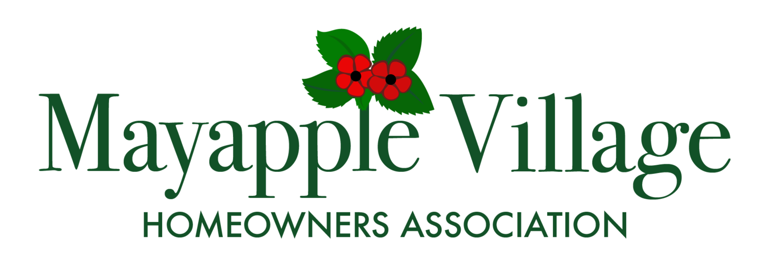 mayapple village homeowners association