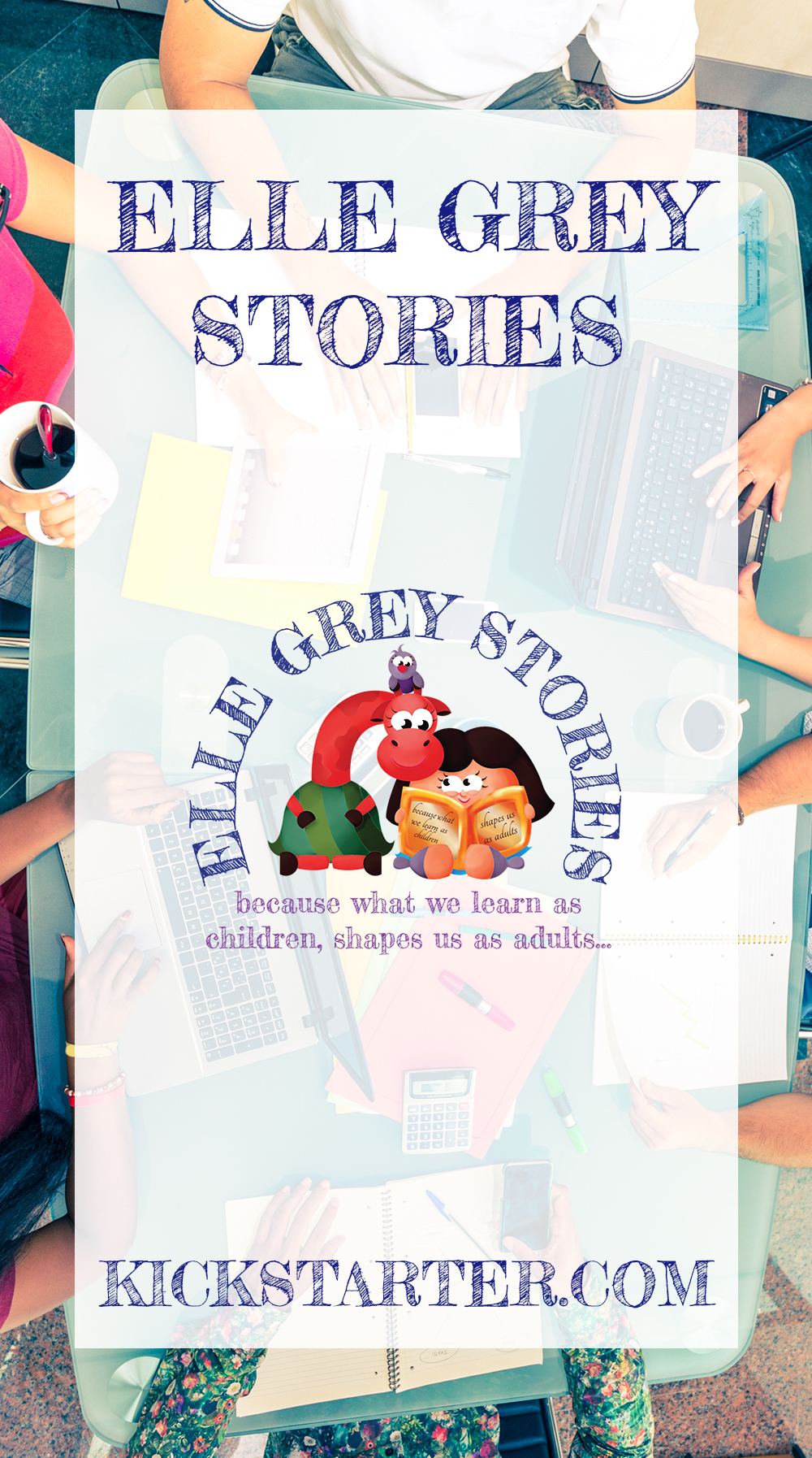 https://www.kickstarter.com/projects/931936901/elle-grey-stories?ref=friends_launched