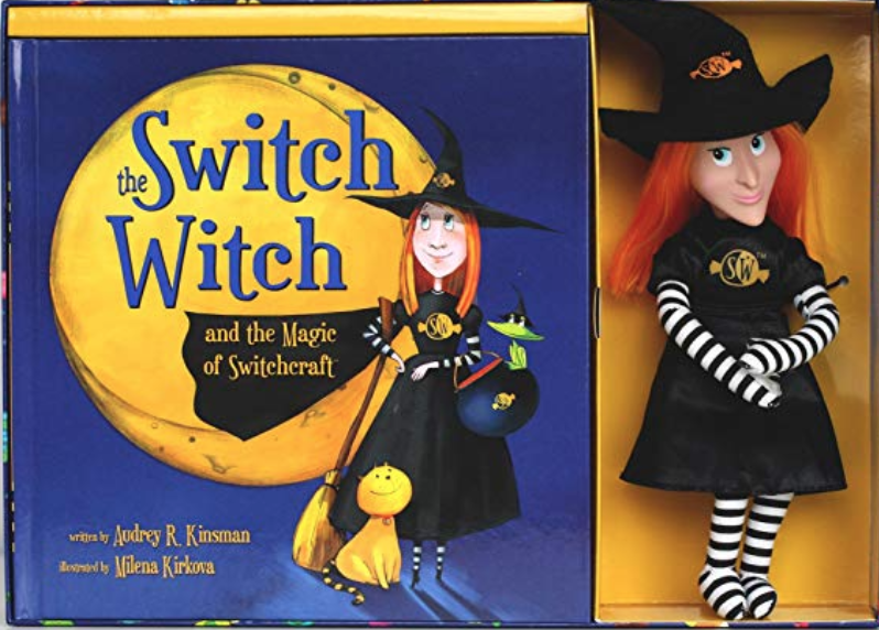 The Switch Witch - You can purchase your Switch Witch Story Here
