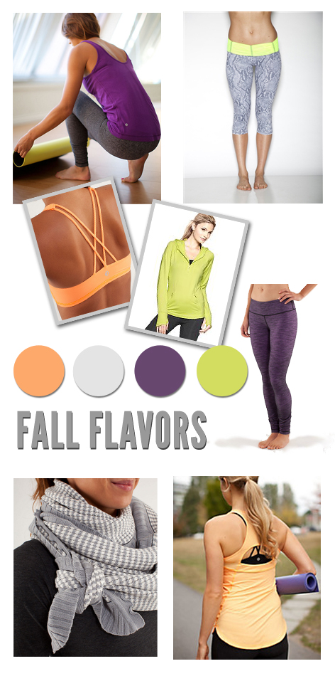 Fall Fitness Fashion