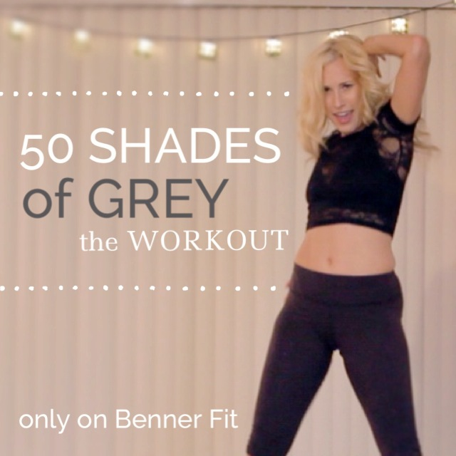 50 Shades of Grey Workout - Circuit 45 on Benner Fit