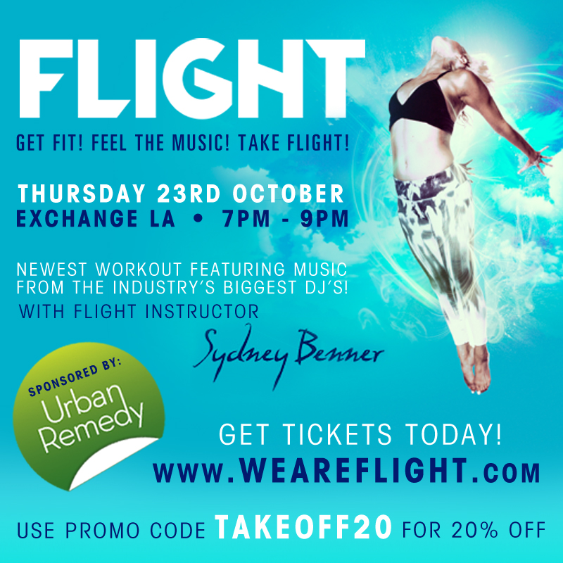 Take Flight | Oct. 23, 7pm - 9pm - 20% Off with Promo Code TAKEOFF20