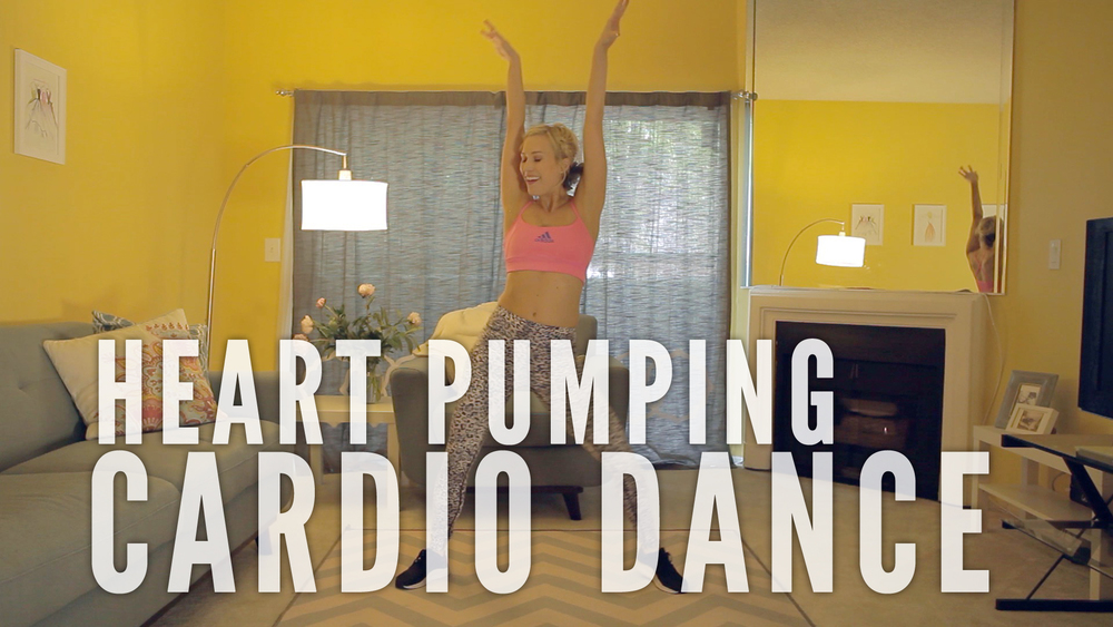 Heart Pumping Cardio Dance | Benner Fit