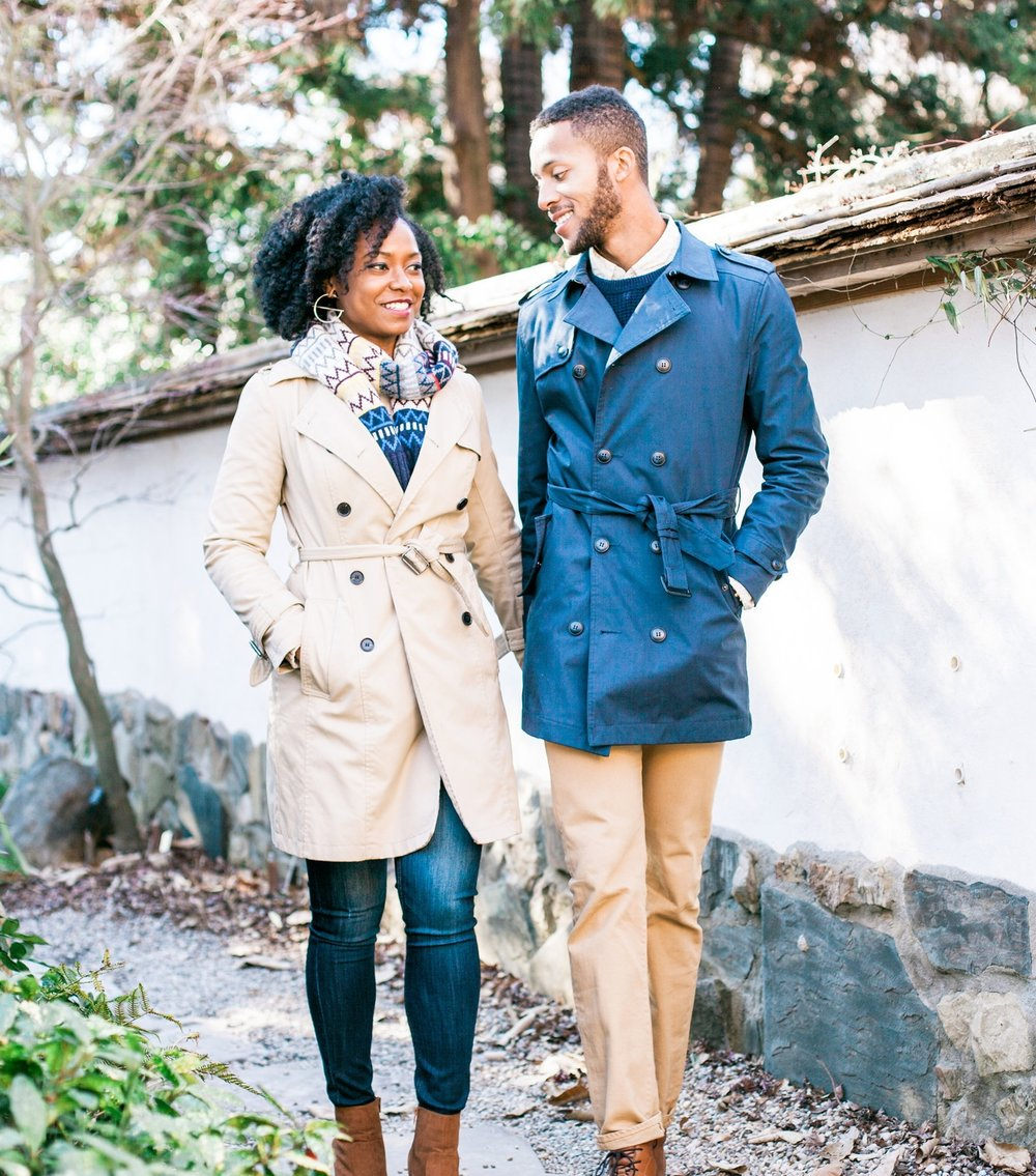 "College sweethearts Alphonso and Sophia are ready to take the next step toward ""I Do."" Here in The Young Black Love Wisdom Corner, the couple opens up about their trials and triumphs along the way."