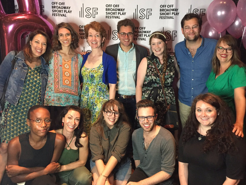 The final 12 playwrights