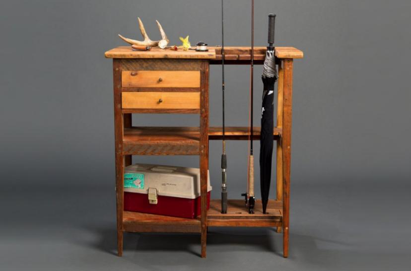Charleston Master Craftsman: Landrum Tables' Capers Cauthen
