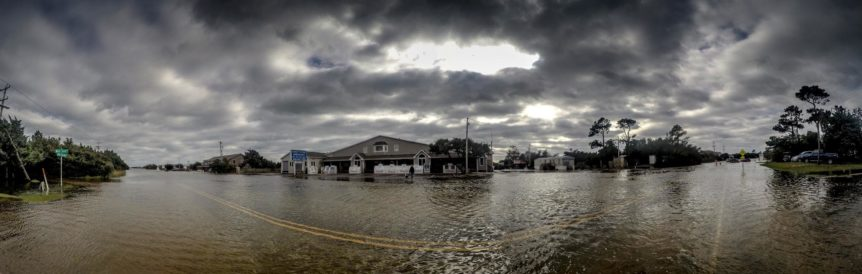 Farmland Floodwater Resources for Agri-Businesses Hit by Hurricane Matthew