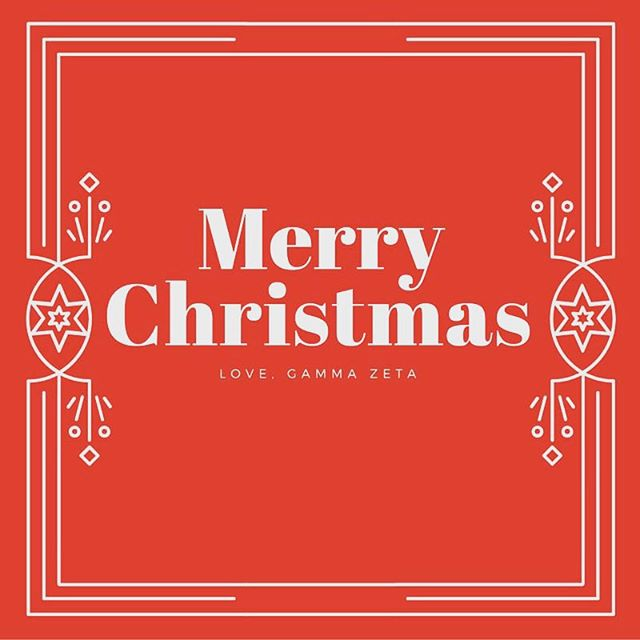 Merry Christmas & Happy Founders Day from the Gamma Zeta sisters of Delta Gamma! We hope your day is safe and full of jolly with those you love! #142years
