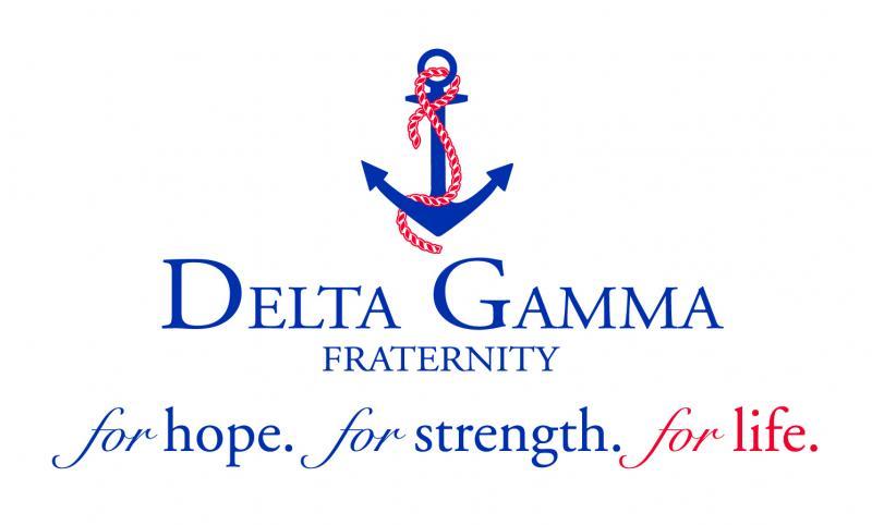 Delta Gamma Symbol