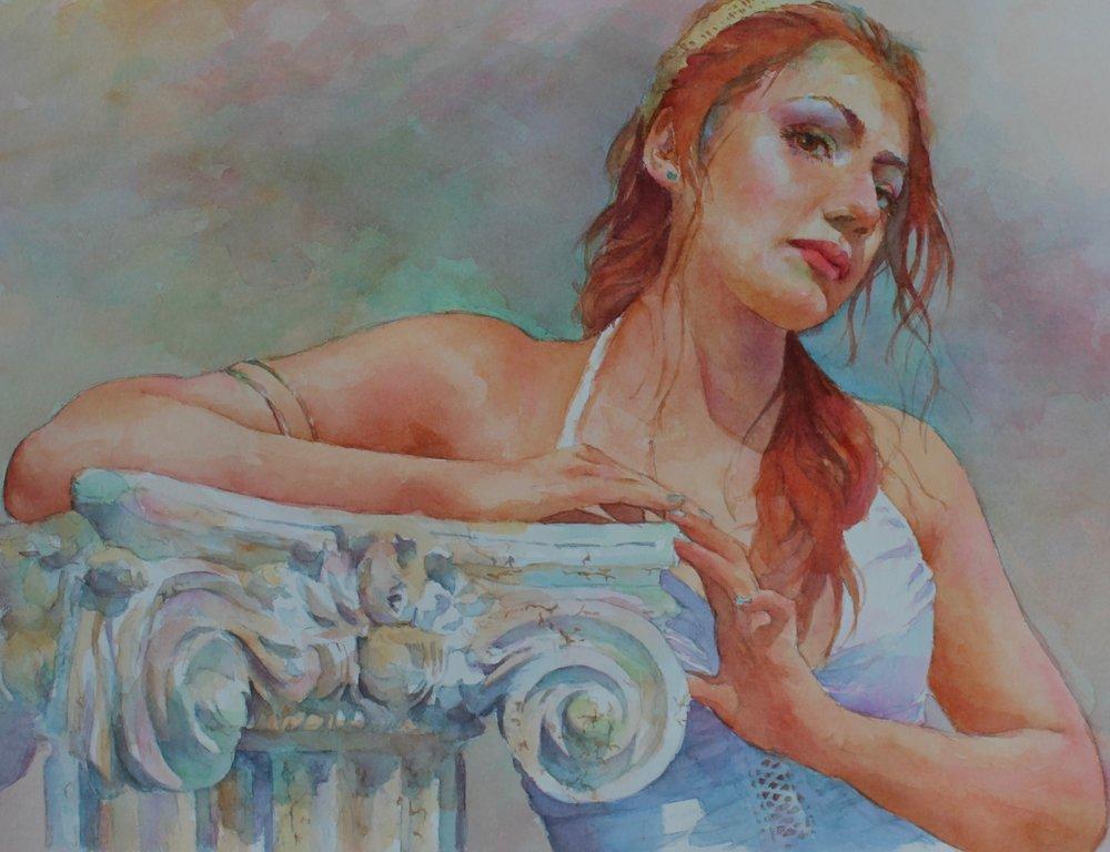 Reluctant Goddess