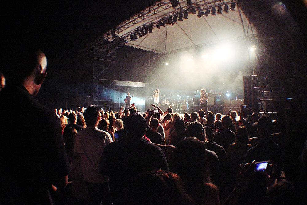 INCUBUS Hawaii, 2011