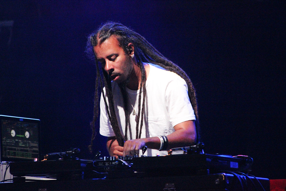 INCUBUS - Chris Kilmore Hawaii, 2011