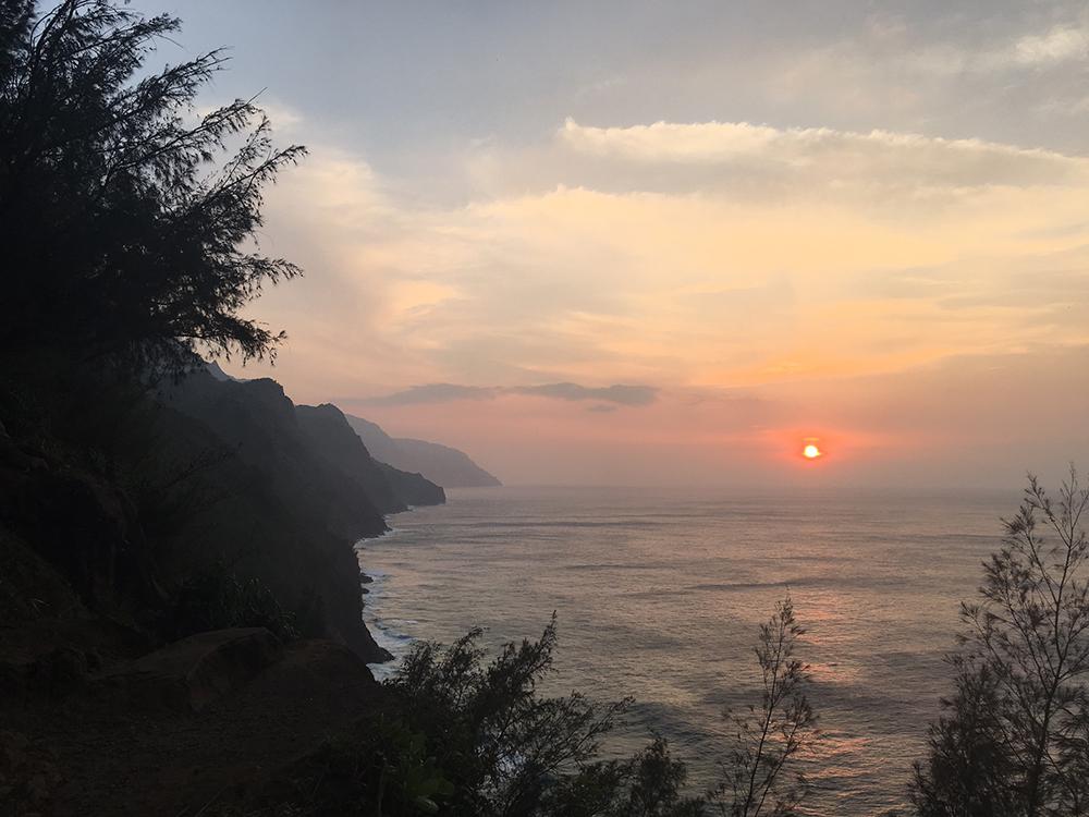 Kalalau Trail, Ha'ena, Kaua'i