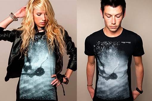 """Heaven's Below"" T-shirt sold on Rake and Strays by EIO (Excess is Ok) Image Source: http://iloveyourtshirt.com/new,Rake-and-Strays-by-EIO"