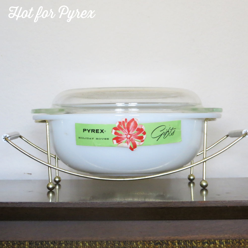 1958 Cinderella Casserole with Cradle