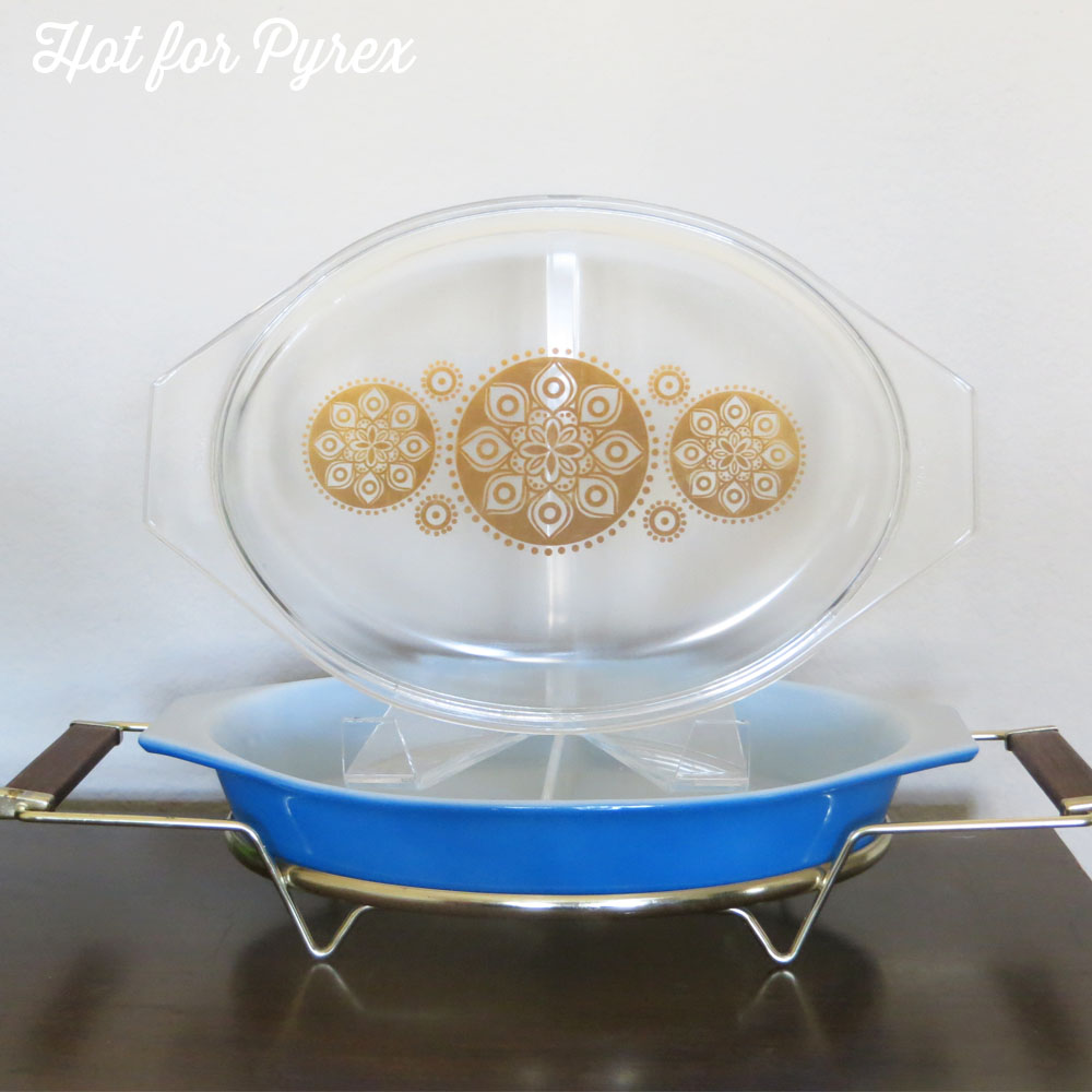 1961 Royal Serving Dish