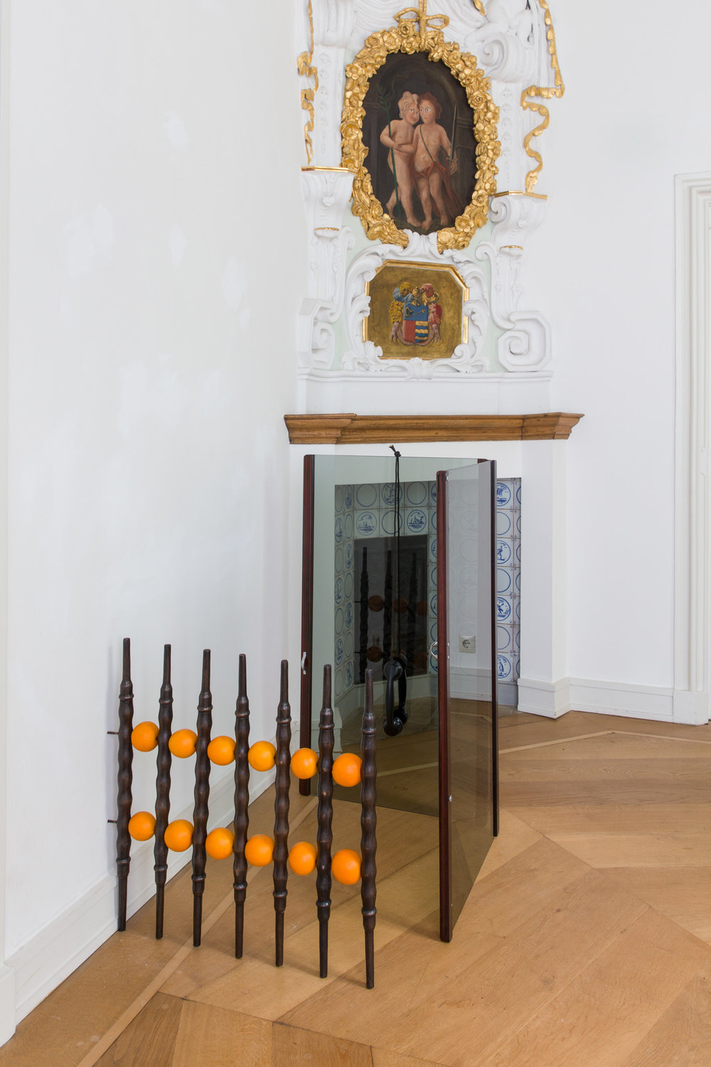 KNRW - 21. - Diango Hernandez, if an orange, if your voice, 2011, KG 3822, Installationsansicht 2017 (c) The Artist - Foto Carl Brunn.jpg