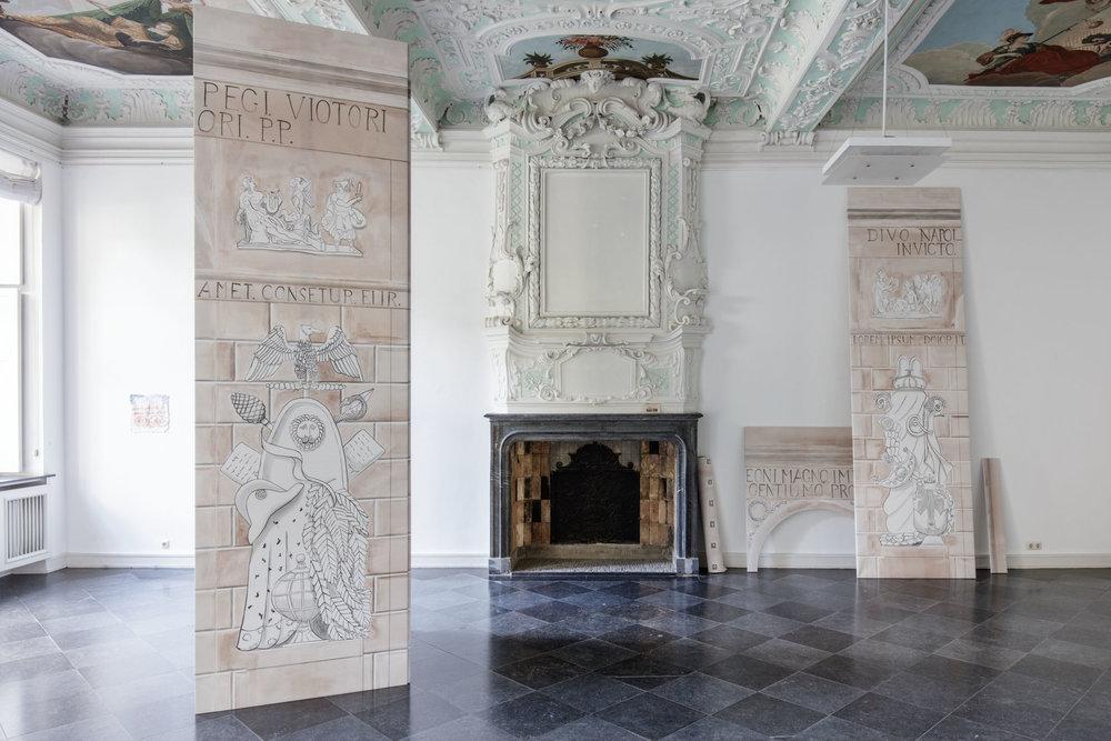 KNRW - plus que moi - Josefine Reisch, Napoleon, 2015 - Installationsansicht 2016 (c) The Artist - Foto Carl Brunn.jpg