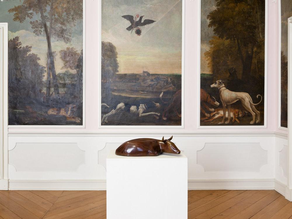 KNRW - Sammlung 01 - Ewald Mataré, Installationsansicht 2015 (c) KNRW - Foto Carl Brunn.jpg