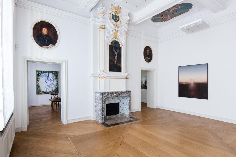 KNRW - Sammlung 01 - Sigmar Polke, Danica Dakić, Gerhard Richter, Installationsansicht 2015 (c) KNRW - Foto Carl Brunn.jpg