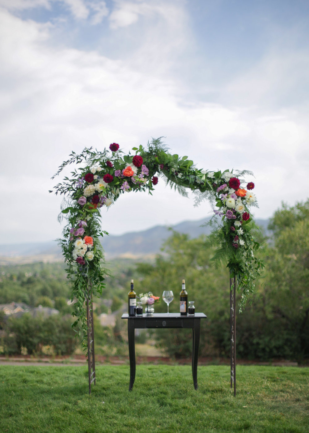 Emma Lea Floral- Kisa Conrad Photography- Denver, Colorado Wedding