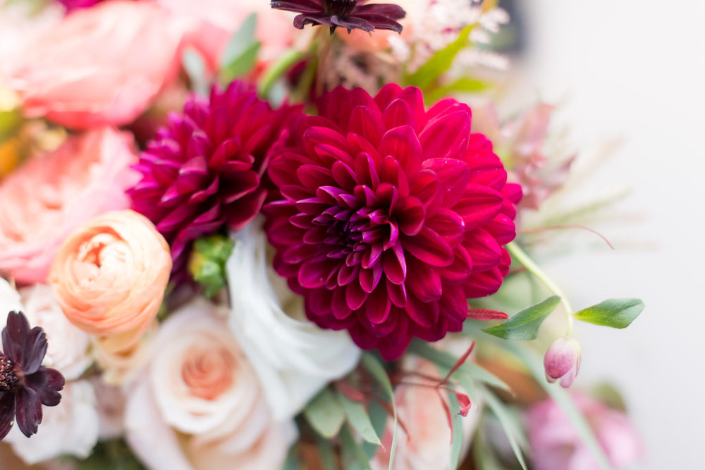 Emma Lea Floral- Irving Photography-Colorful Colorado Wedding