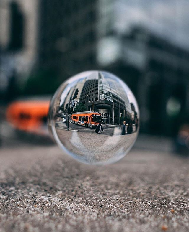 And we'll all float on... ▫️ Photo 📸 @straycat01 ▫️ #GoMetro #LoveMetroLA #bubble