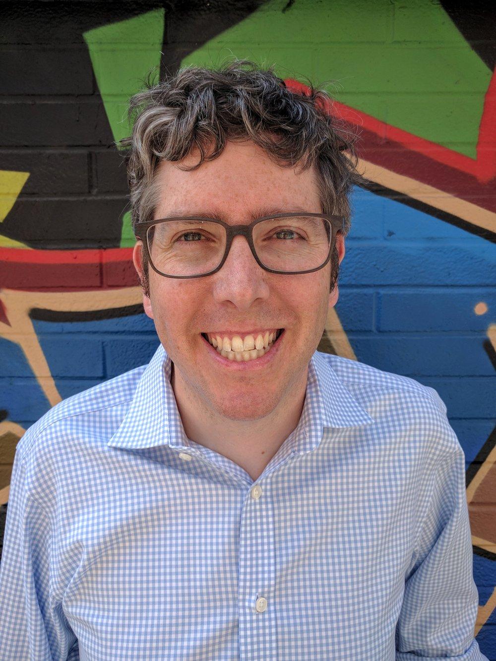 Ian Brooks, CEO Canada