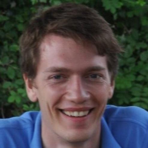 Christian Troesch, VP Finance US