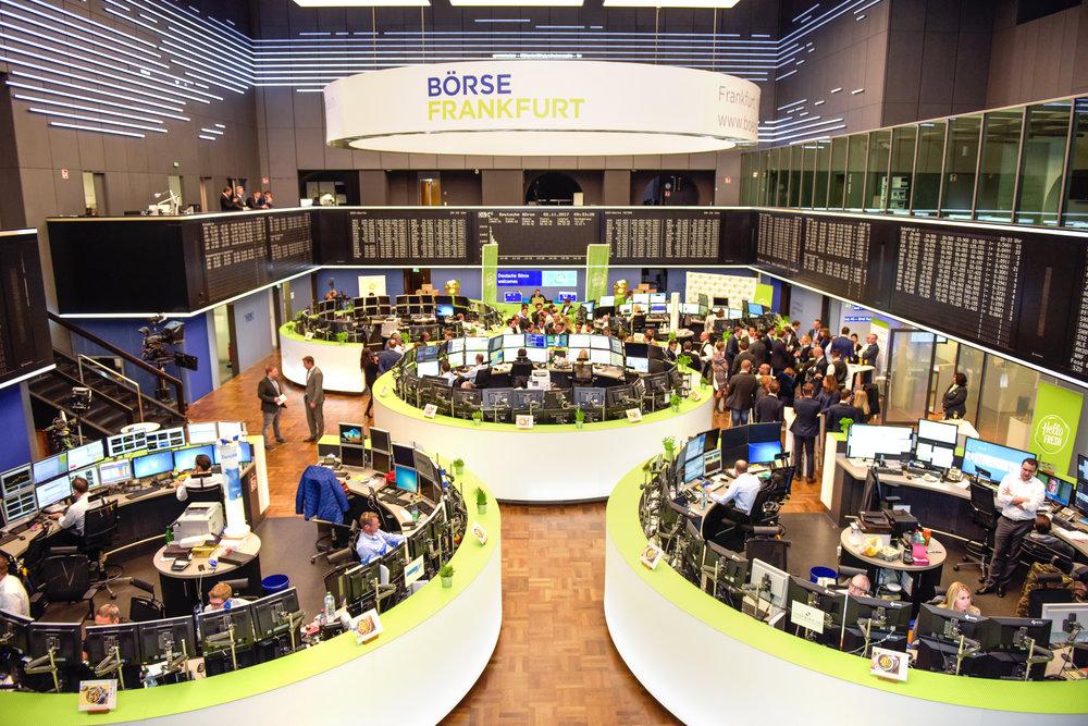 HelloFresh IPO Frankfurt