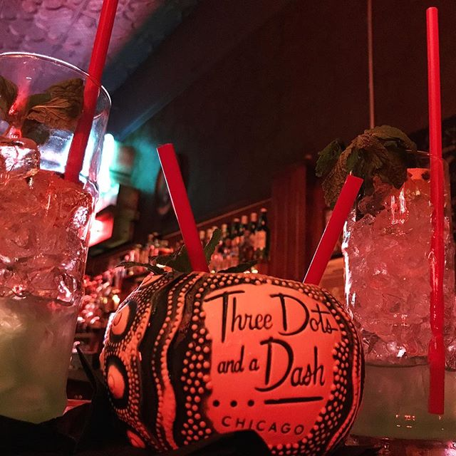 Thanks @goldeneratropicals for the great extra drink!! Super tasty!! #diller #dillerroom #tiki #rum