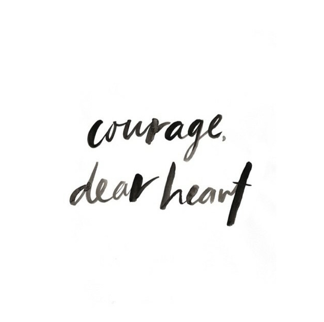 CourageLionHeart