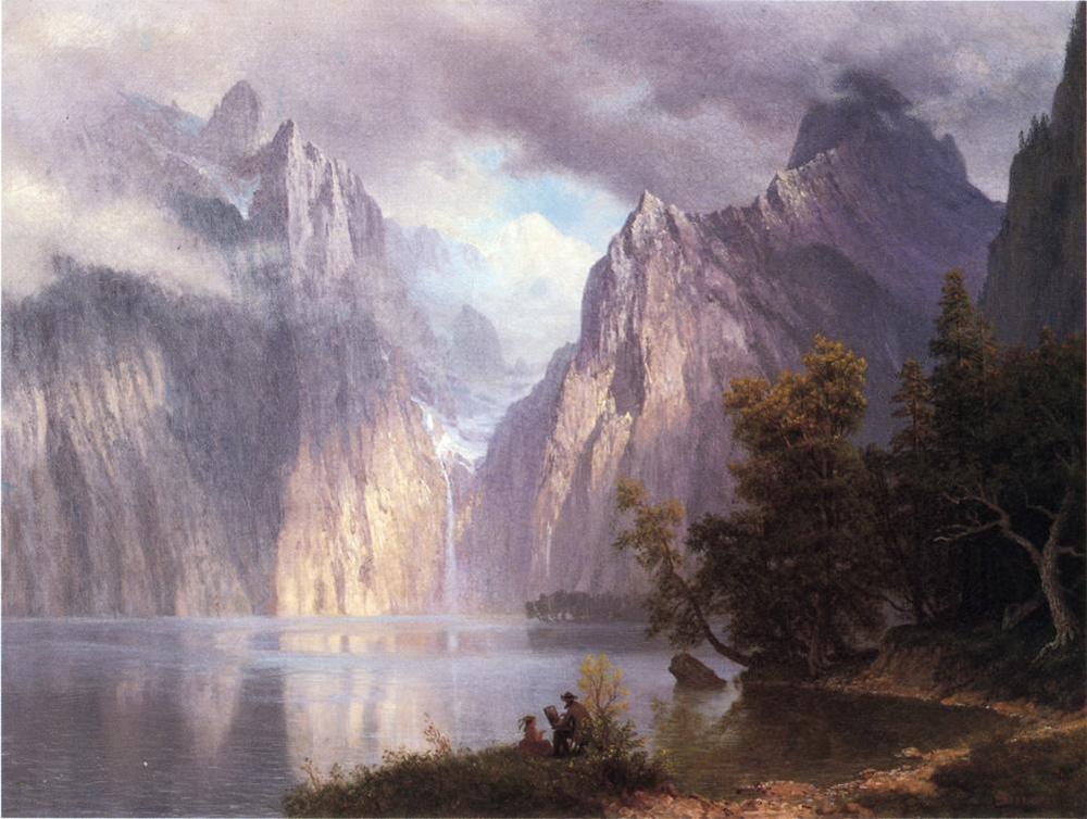 Arte de Albert Bierstadt