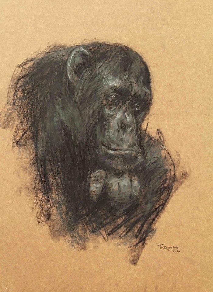 Arte de Maurício Takiguthi