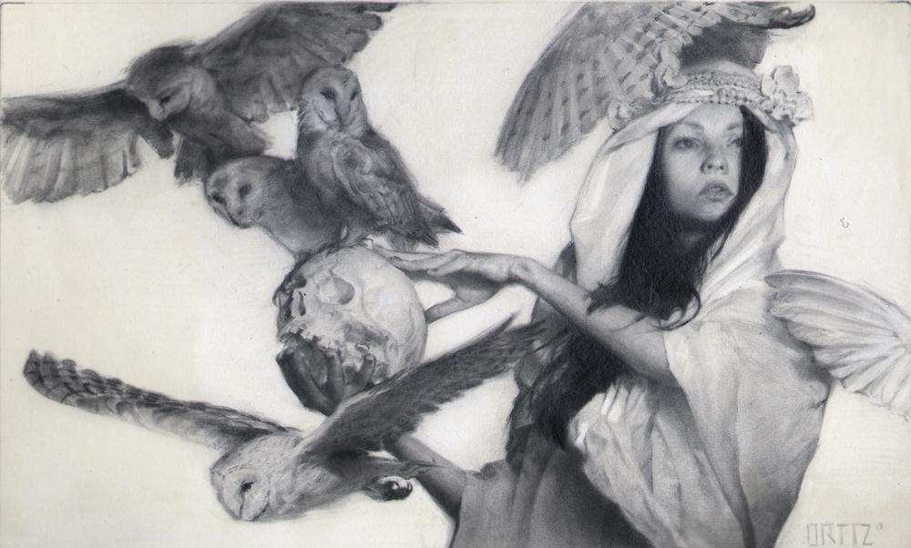 Arte de Karla Ortiz