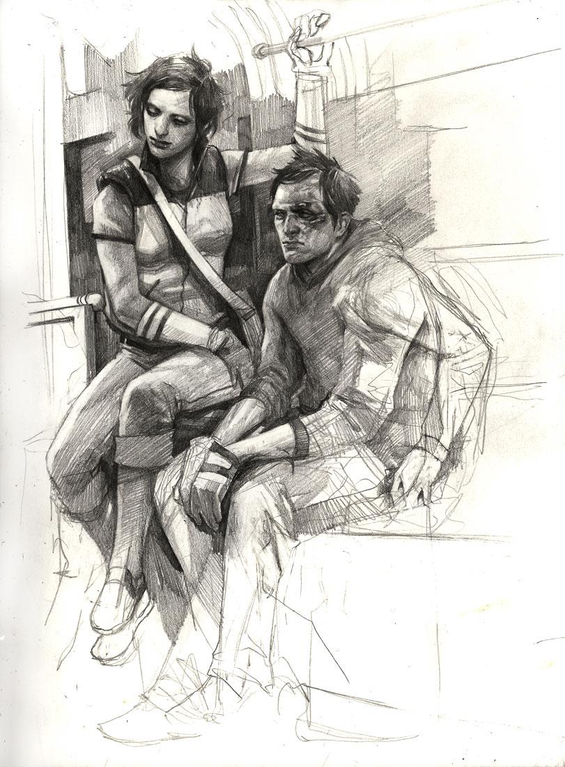 Arte de Wesley Burt