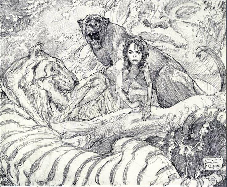 Arte de Iain McCaig