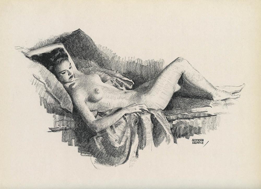 Arte de Andrew Loomis