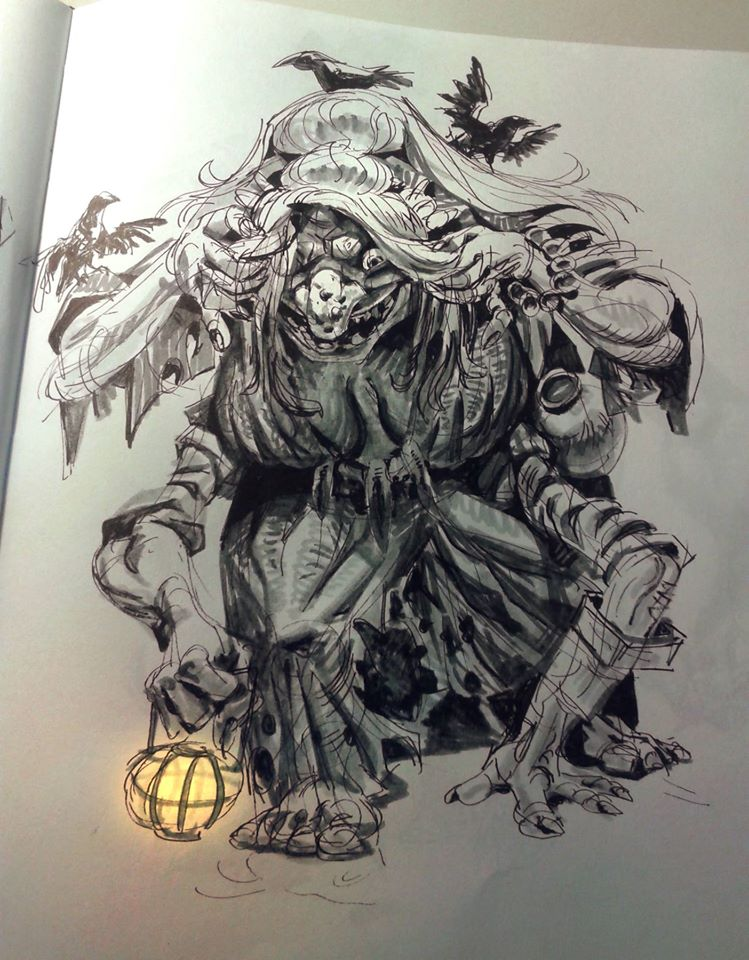 Arte de Mike Azevedo