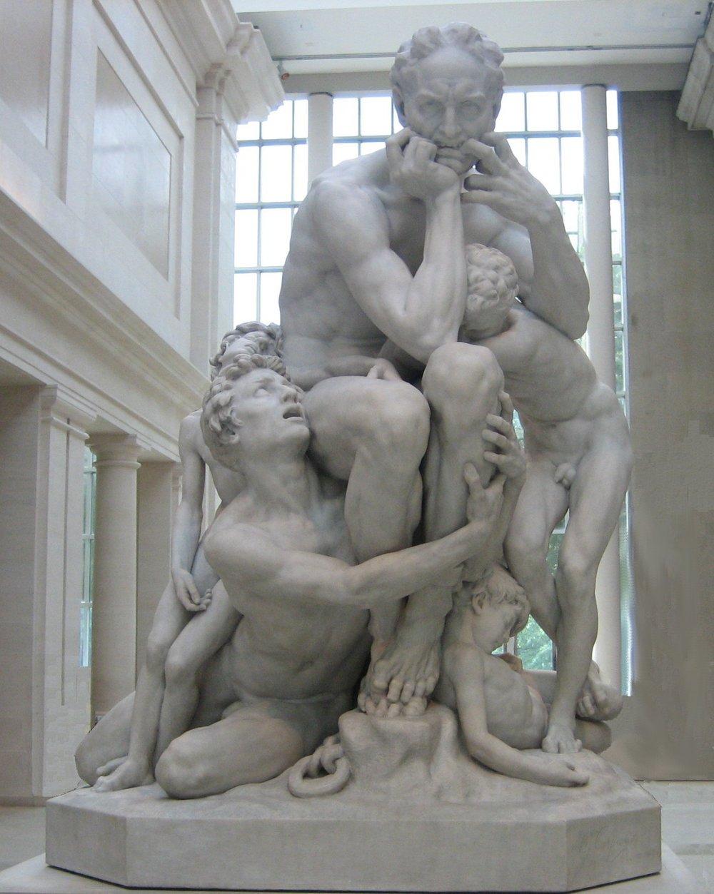 Arte de Jean-Baptiste Carpeaux