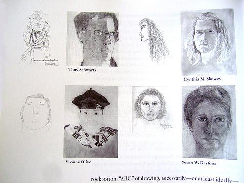 Imagem retirada do livro Desenhando com o Lado Direito do Cérebro