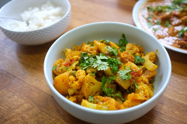 Aloo gobi recipe Hill Reeves
