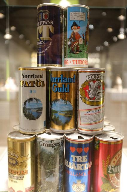 Stockholm Spritmuseum - Craft Beer Exhibit - Hill Reeves