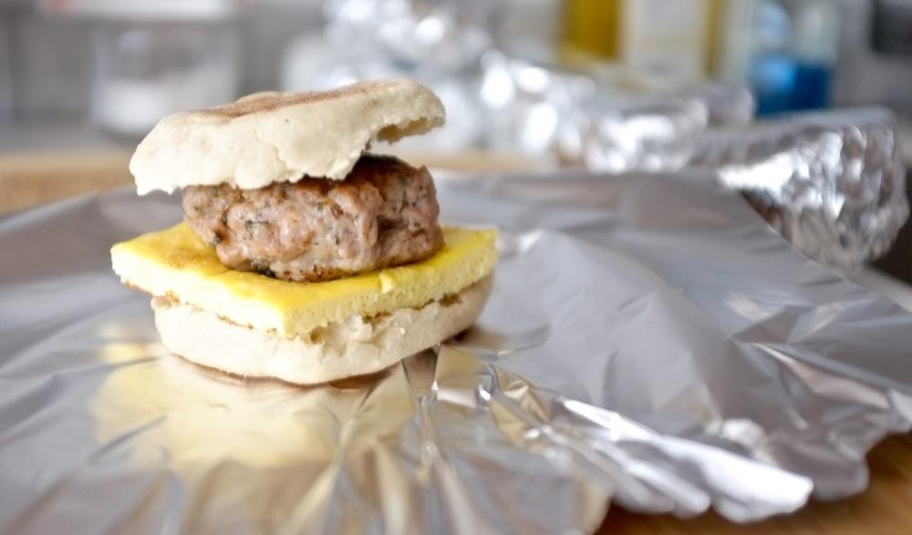 Freezer-Friendly Breakfast Sandwiches - Hill Reeves