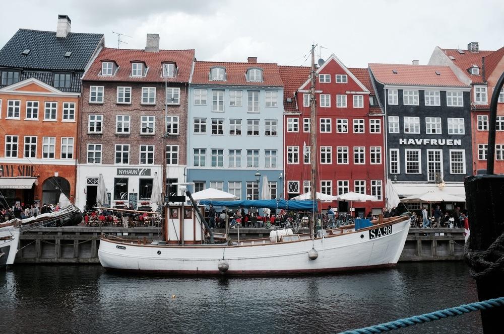 Nyhavn, Copenhagen - Hill Reeves