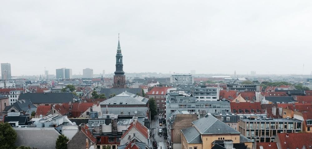 Rooftops, Copenhagen - Hill Reeves